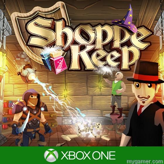 Shoppe Keep Xbox One