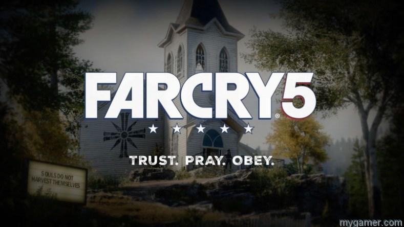 FARCRY 5 ubisoft announces far cry 5 is now available UBISOFT ANNOUNCES FAR CRY 5 IS NOW AVAILABLE farcry 5