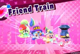 mygamer visual cast - kirby: star allies MyGamer Visual Cast – Kirby: Star Allies kirby star allies train