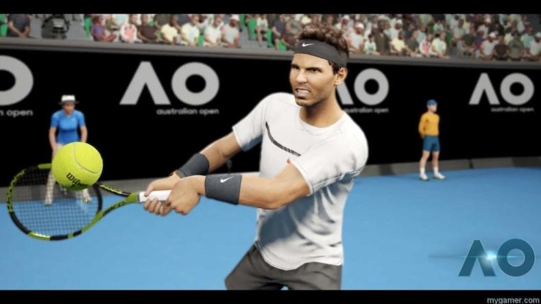 ao international tennis features playface AO International Tennis Features PlayFace AO Tennis