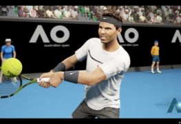 ao international tennis features playface AO International Tennis Features PlayFace AO Tennis