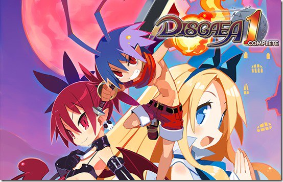 Disgaea 1 complete banner