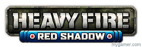 Heavy Fire Red Shadow logo