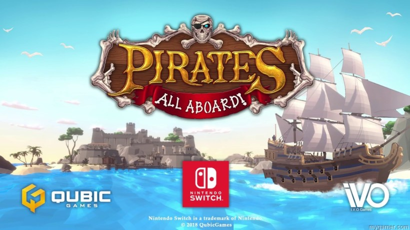 Pirates: All Aboard! Switch Review
