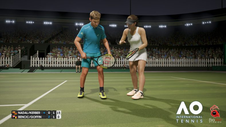ao international tennis xbox one review AO International Tennis Xbox One Review AO Internatinal Tennis