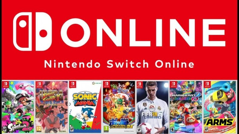 nintendo reveals switch's online environment and confirms no virtual console Nintendo reveals Switch's online environment and confirms no Virtual Console Online Switch