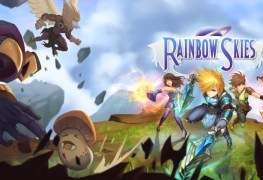 rainbow skies coming to ps3, ps4 and vita in june with cross-save Rainbow Skies coming to PS3, PS4 and Vita in June with Cross-Save Rainbow SKies
