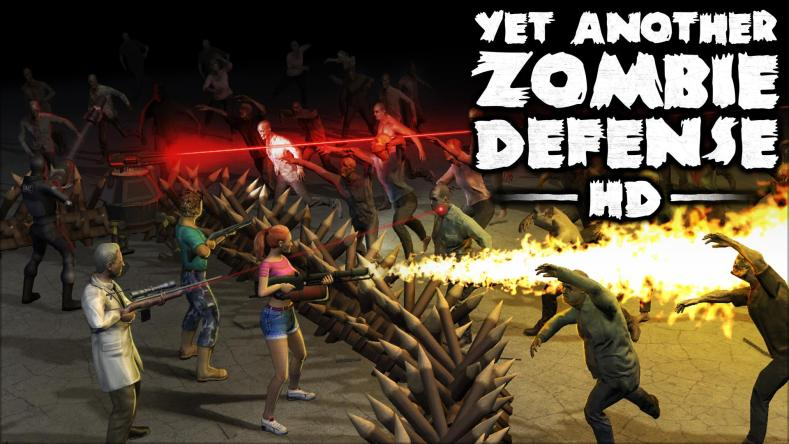 Yet Another Zombie Defense HD Xbox One