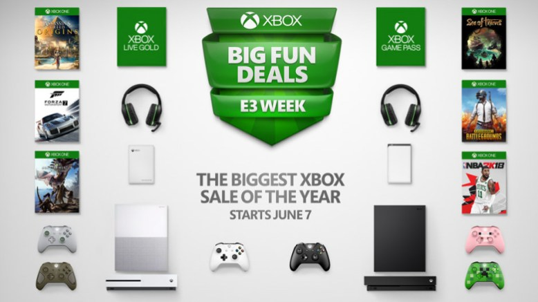 xbox games on sale during this e3 week 2018 - june 12 (so many games on sale!) Xbox games on sale during this E3 week 2018 – June 12 (so many games on sale!) xboxe3salehero hero