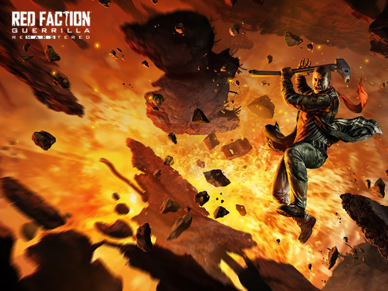 Red Faction Guerrilla Re Mars tered Edition