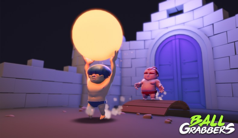 BallGrabbers Promo Screenshot 04