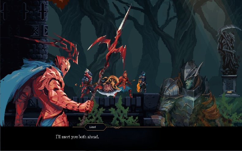death's gambit (ps4) review Death's Gambit (PS4) Review Deaths Gambit