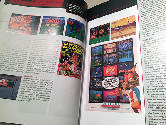 the snes omnibus: the super nintendo and its games, vol. 1 (a–m) book review The SNES Omnibus: The Super Nintendo and Its Games, Vol. 1 (A–M) Book Review SNES Omnibus Vol1 Bubsy