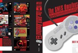 SNES Omnibus Vol1 cover banner