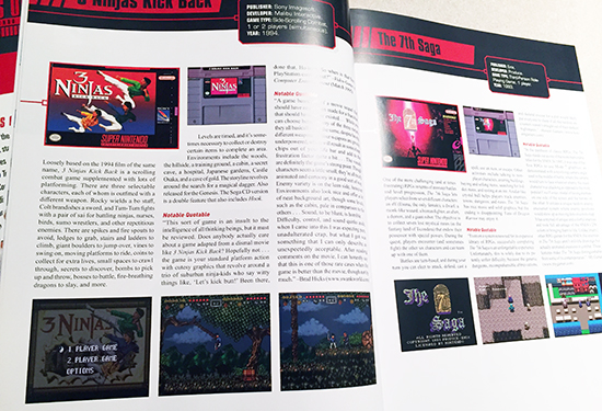 the snes omnibus: the super nintendo and its games, vol. 1 (a–m) book review The SNES Omnibus: The Super Nintendo and Its Games, Vol. 1 (A–M) Book Review SNES Omnibus Vol1 first games