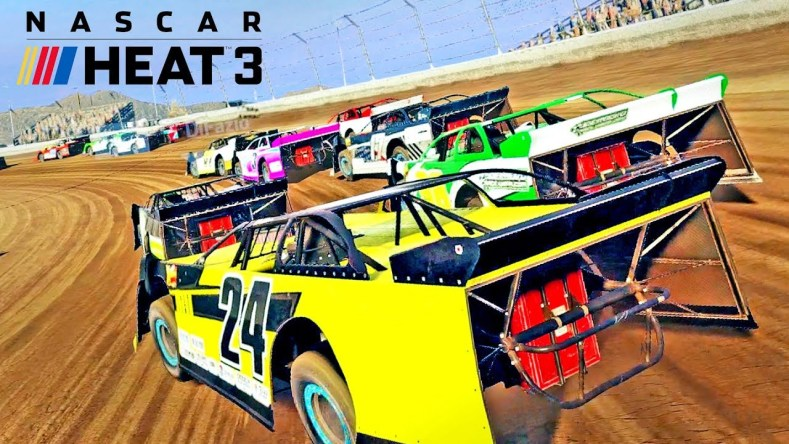 nascar heat 3 (ps4) review NASCAR Heat 3 (PS4) Review NASCAR Heat 3