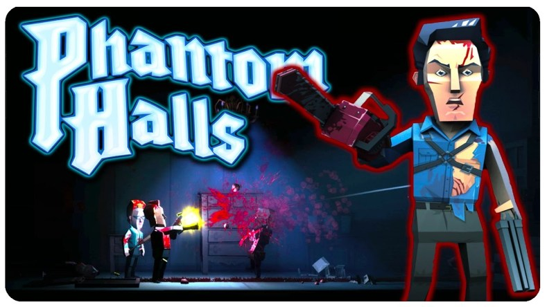 phantom halls will officially release on halloween 2018 - trailer here Phantom Halls will officially release on Halloween 2018 – trailer here Phantom Halls