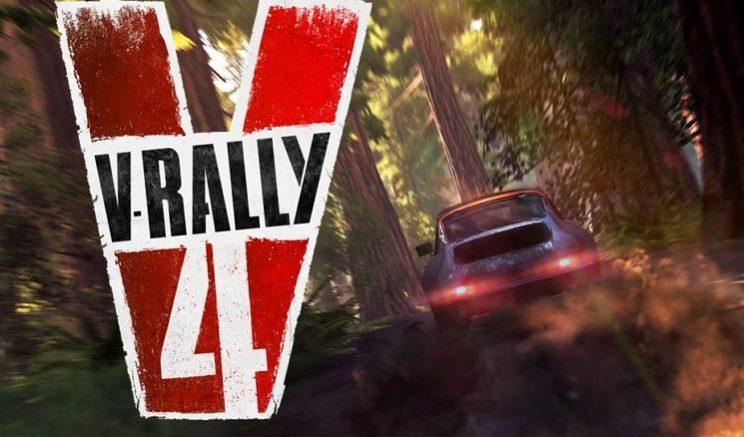 v-rally 4 releases september 11th - launch trailer here V-Rally 4 Releases September 11th – launch trailer here V Rally 4