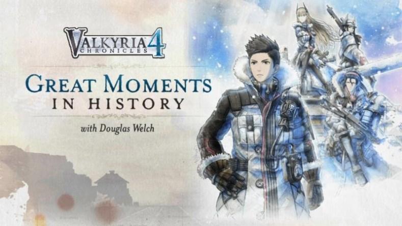 Valkyria Chronicles 4 history