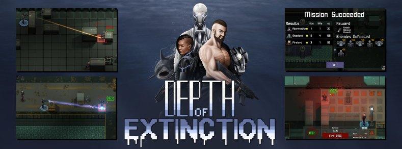 depth of extinction (pc) review Depth of Extinction (PC) Review and stream Depth of Extinction