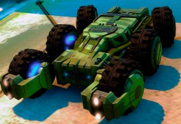 grip: combat racing coming to game pass upon launch GRIP: Combat Racing coming to Xbox One Game Pass upon launch GRIP Combat Racing 1