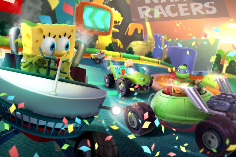 nickelodeon kart racers now available Nickelodeon Kart Racers now available Nickelodeon Kart Racers 1