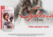 syberia trilogy coming to switch soon Syberia trilogy coming to Switch soon Syberia Switch