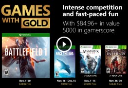 these are the free xbox games for november 2018 These are the free Xbox games for November 2018 Xbox Games with Gold Nov 2018