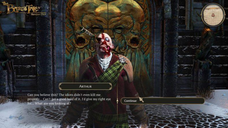 mygamer visual cast - the bard's tale iv: barrows deep MyGamer Visual Cast – The Bard's Tale IV: Barrows Deep bards tale iv 1070x602