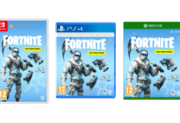 fortnite: deep freeze bundle getting retail release Fortnite: Deep Freeze Bundle getting retail release fortnitedeepfreezebundle