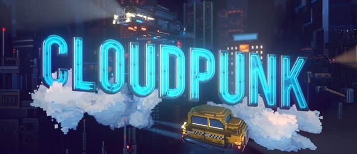 cloudpunk announcement trailer Cloudpunk announcement trailer Cloudpunk banner