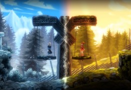 embrace the powers of heat and cold with co-op platformer degrees of separation - trailer here Embrace the Powers of Heat and Cold with Co-op Platformer Degrees of Separation – trailer here Degrees of Separation