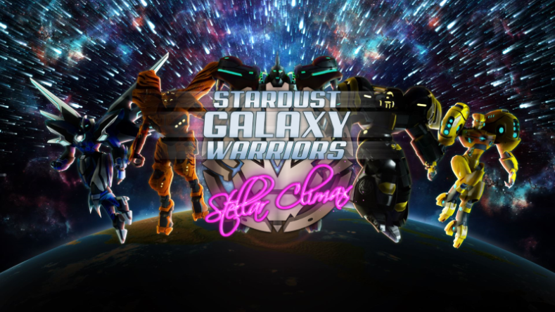 stardust galaxy warriors – stellar climax (switch) review Stardust Galaxy Warriors – Stellar Climax (Switch) Review Stardust Galaxy Warriors