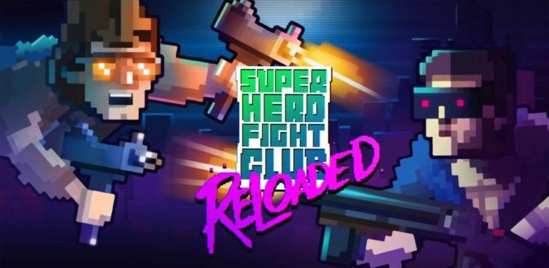 Super Hero Fight Club Reloaded 1