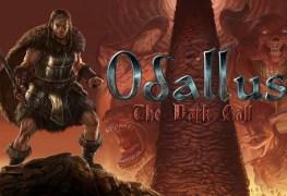 action-platformer odallus: the dark call trailer here Action-platformer Odallus: The Dark Call trailer here Odallus The Dark Call banner