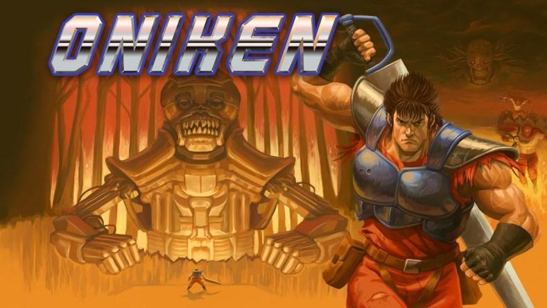 retro style oniken coming to consoles next month Retro-style Oniken coming to consoles next month Oniken