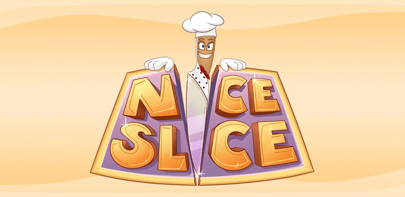 Nice Slice big logo