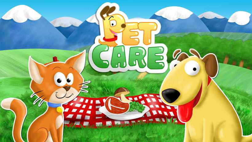 ultimate games will release two games for younger players on nintendo switch Ultimate Games will release two games for younger players on Nintendo Switch Pet Care 01 press material