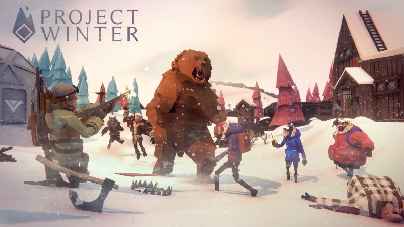 project winter is now live on steam early access Project Winter is Now Live on Steam Early Access Project Winter