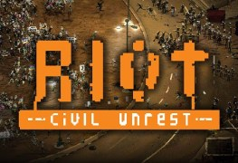riot: civil unrest (xbox one) review with steam RIOT: Civil Unrest (Xbox One) Review with Stream Riot Civil Unrest