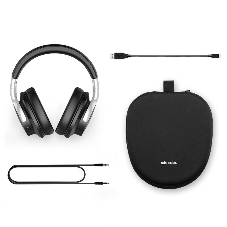 mixcder just released some new noise canceling bluetooth headphones Mixcder just released some new noise canceling bluetooth headphones Mixcder E7 package