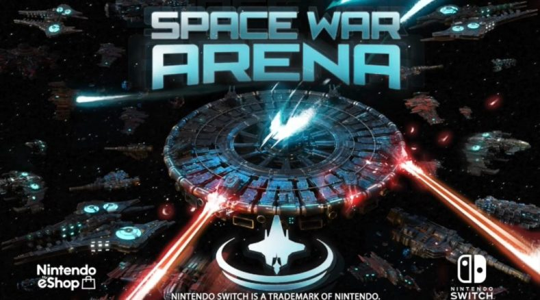 space war arena (switch) review Space War Arena (Switch) Review Space War Arena 01 1038x576