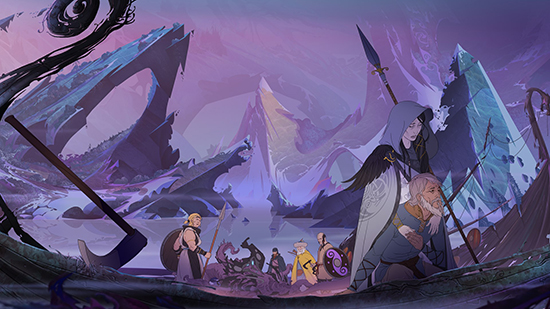 game of thrones is over but you can play these games to get your fantasy fix Game of Thrones is over but you can play these games to get your fantasy fix Banner saga