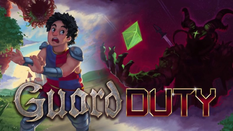 Guard Duty (PC) Review Guard Duty