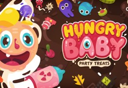 Hungry Baby: Party Treats (Switch) Review Hungry Baby Party Treats