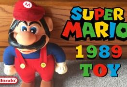 Mario Title Card