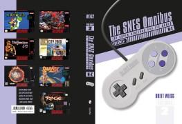 SNES Omnibus Vol2 Cover