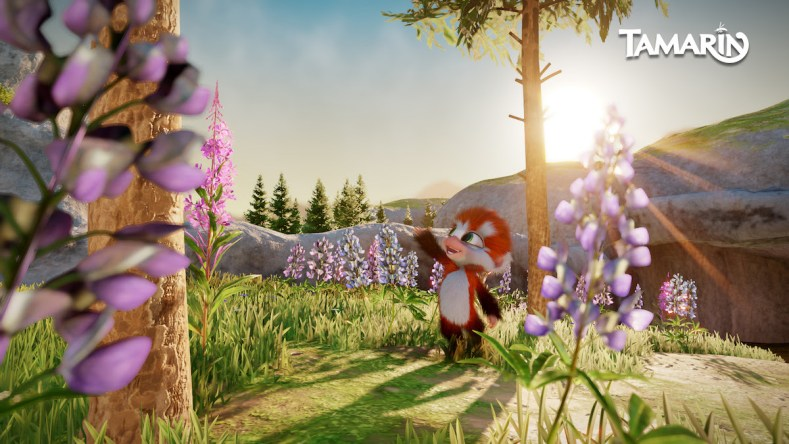 tamarin, a third person monkey adventure, coming soon to ps4 and pc Tamarin, a third person monkey adventure, coming soon to PS4 and PC Tamarin
