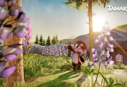 tamarin, a third person monkey adventure, coming soon to ps4 and pc Tamarin, a third person monkey adventure, coming soon to PS4 and PC Tamarin