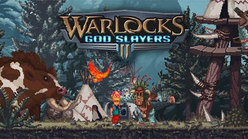warlocks 2: god slayers (switch) review Warlocks 2: God Slayers (Switch) Review Warlocks 2 God Slayers